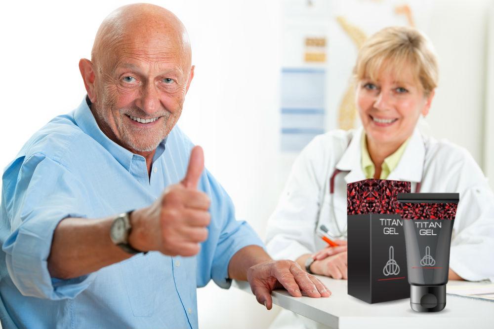 Титан гель лучший крем для увеличения