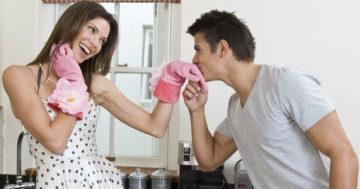 Не каждая жена делает мужу массаж простаты