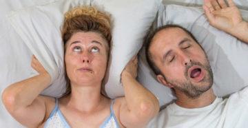 исследуем как избавиться от храпа во сне мужчине