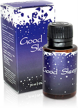 Средство Good Sleep поможет заснуть ночью если не спится