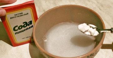 Сода с ее помощью можно увеличить член