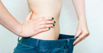 Результаты похудения на быстрой диете