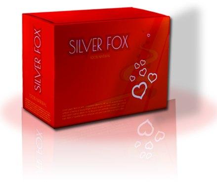 Возбудитель для женщин Silver Fox
